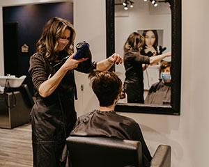 R!ah Hair Cut
